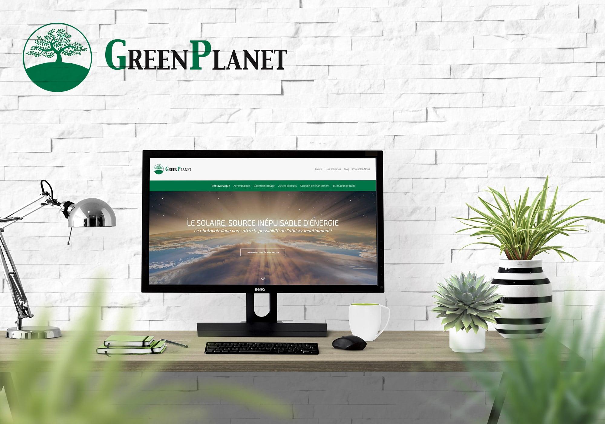 Site web énergies renouvelables Canefora
