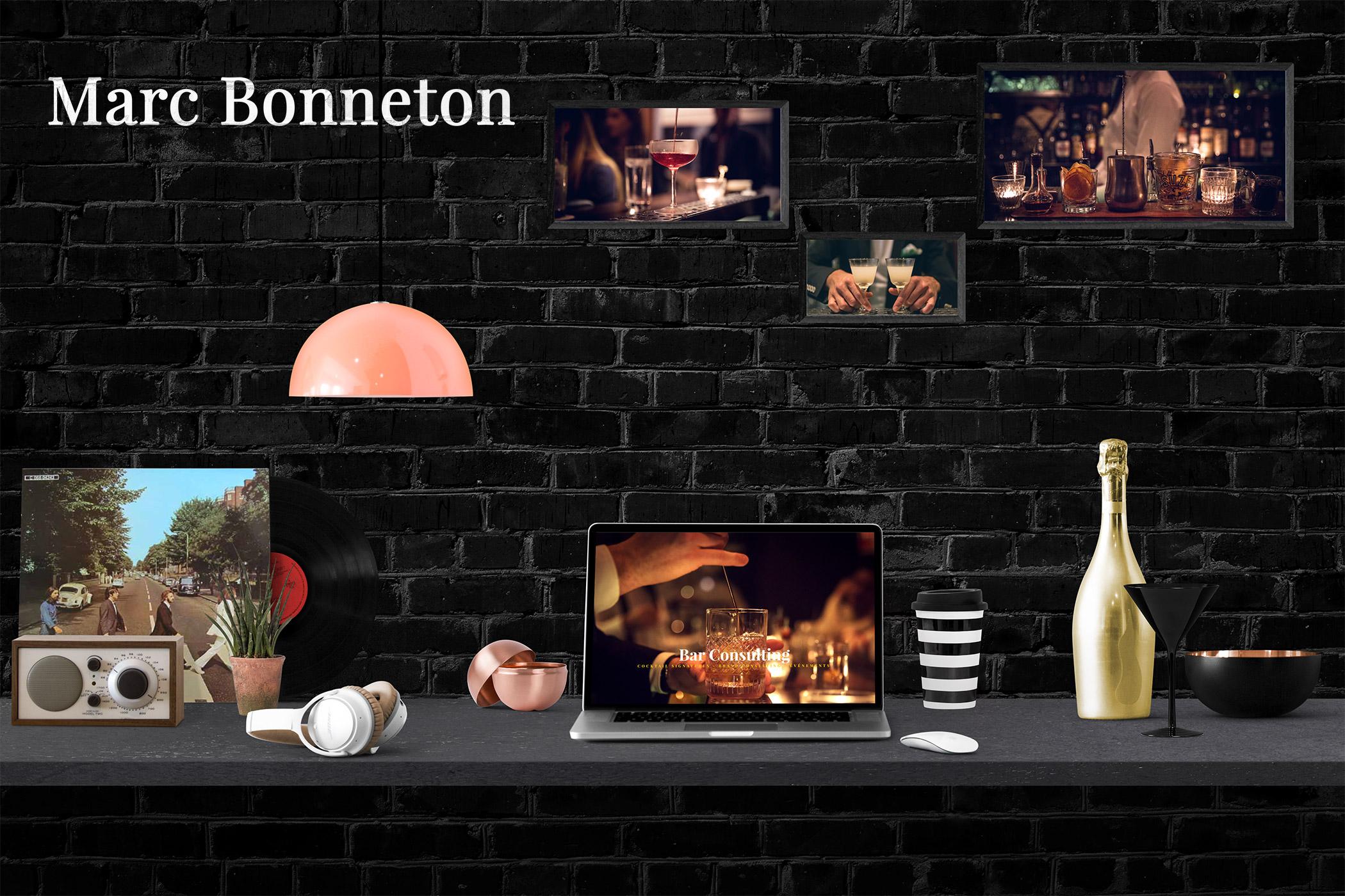 Bartender site web Canefora
