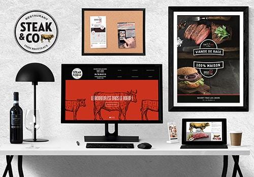 Responsable Web Restaurant