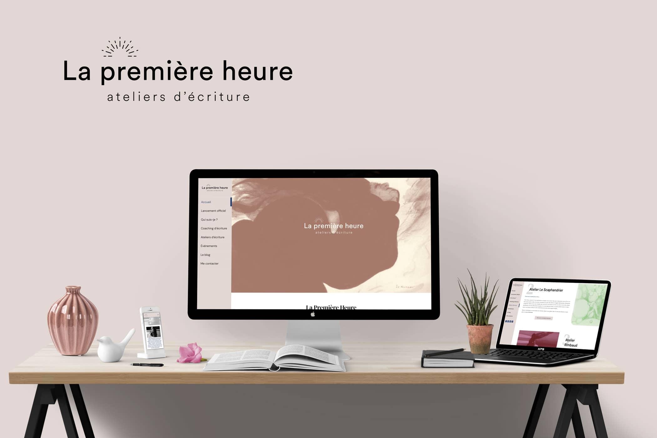 Site web La Première Heure